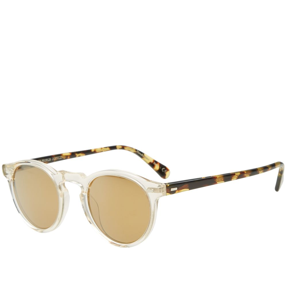 25233cc5d8f homeOliver Peoples Gregory Peck Sunglasses. image. image. image. image.  image