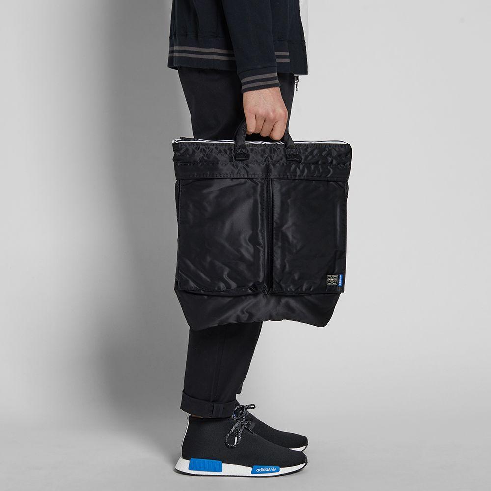 fc842d86c15 Adidas Consortium x Porter Helmet Bag. Core Black. AU 299. Plus Free  Shipping. image. image. image
