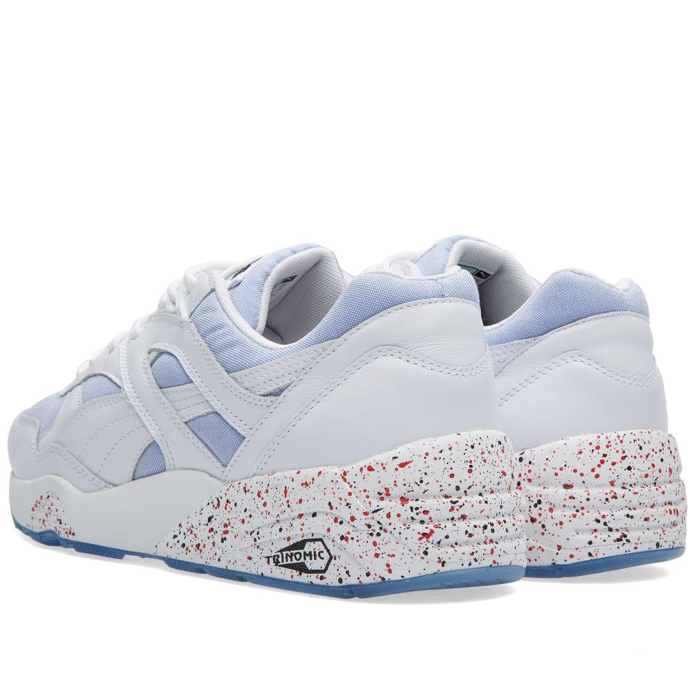 Puma x LC23 x Backdoor R698 White  2ceb5fc4f3