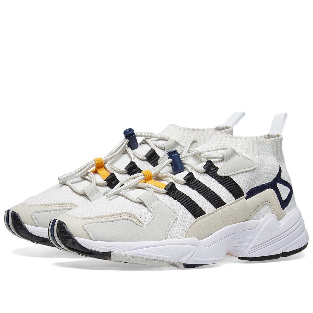new product 36455 064d8 Adidas Consortium Workshop Falcon White, Black  Blue  END.