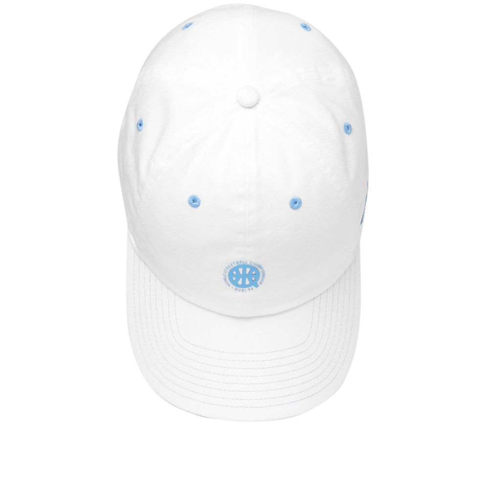 657b15b5264329 Air Jordan H86 Floppy Hat  Quai 54  White   University Blue