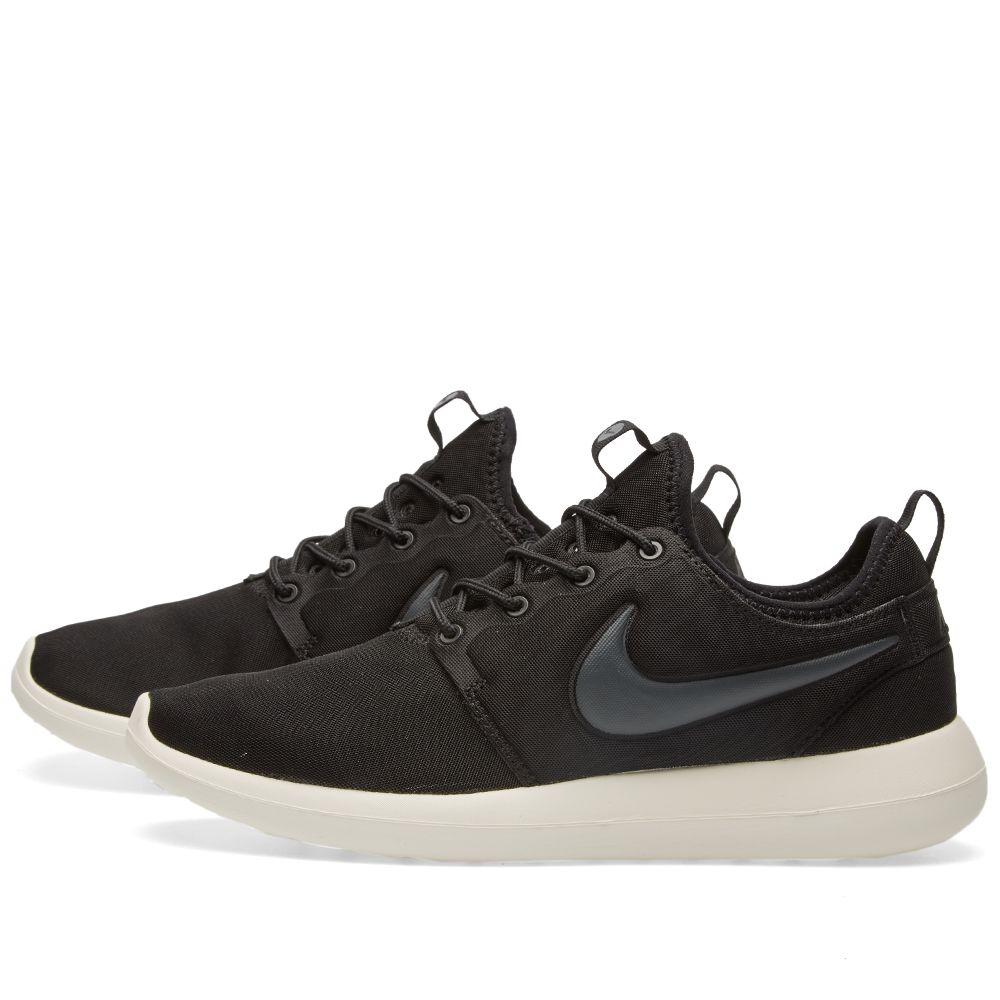 feb868870d90 Nike Roshe Two Black