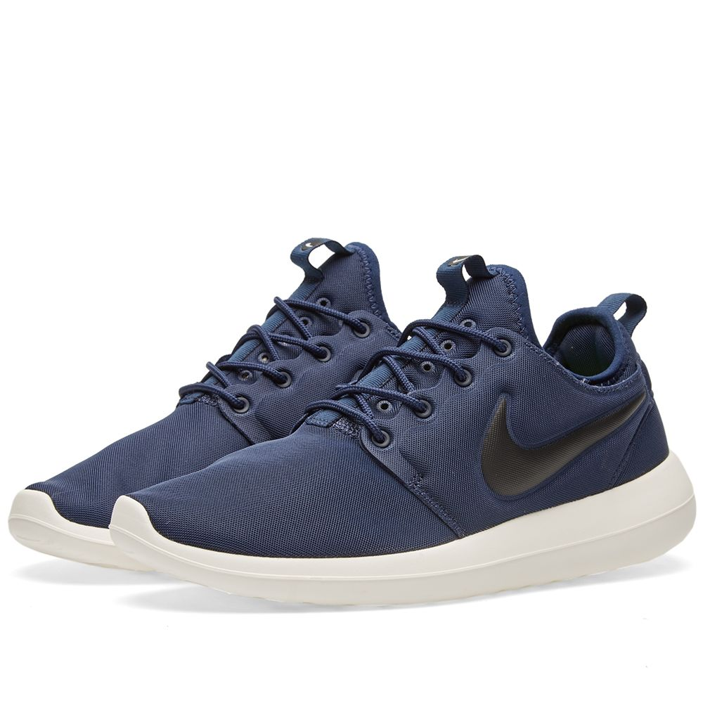 875ab051fc33 Nike Roshe Two Midnight Navy