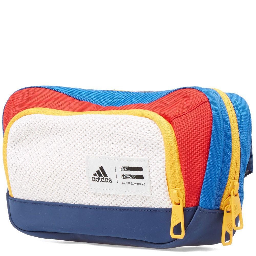 Adidas x Pharrell Williams US Open Belt Pack. Chalk White, Dark Blue   Red.  £55. Plus Free Shipping. image. image ce2b9052e7