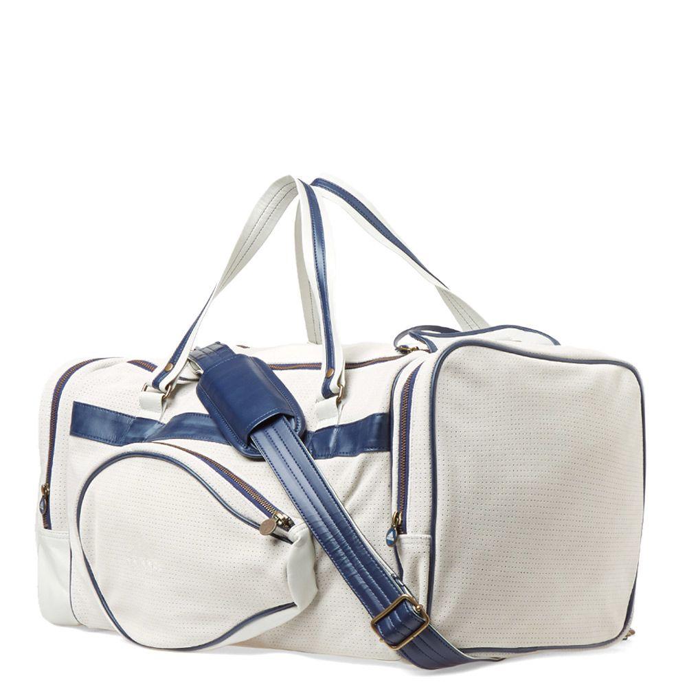 Adidas x Pharrell Williams US Open Vintage Team Bag. Chalk White, Dark Blue    Red. £275 £139. Plus Free Shipping. image. image 7f9edfab07