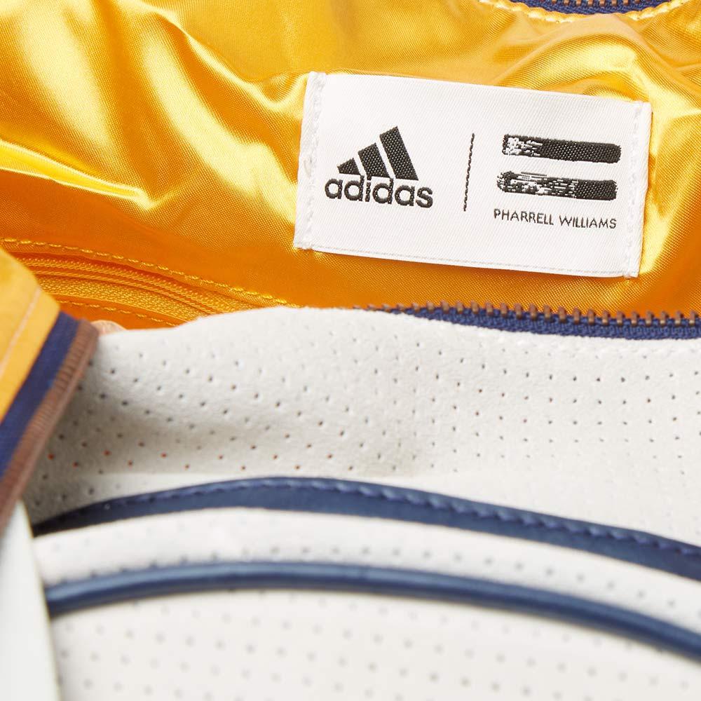 Adidas x Pharrell Williams US Open Vintage Team Bag Chalk White ... 6a0f34c346