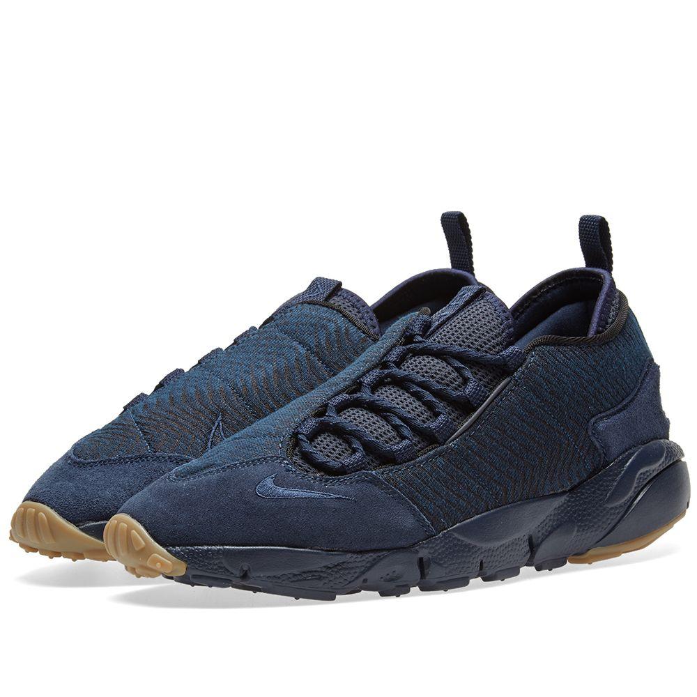 ed26203a3a Nike Air Footscape NM Premium Indigo