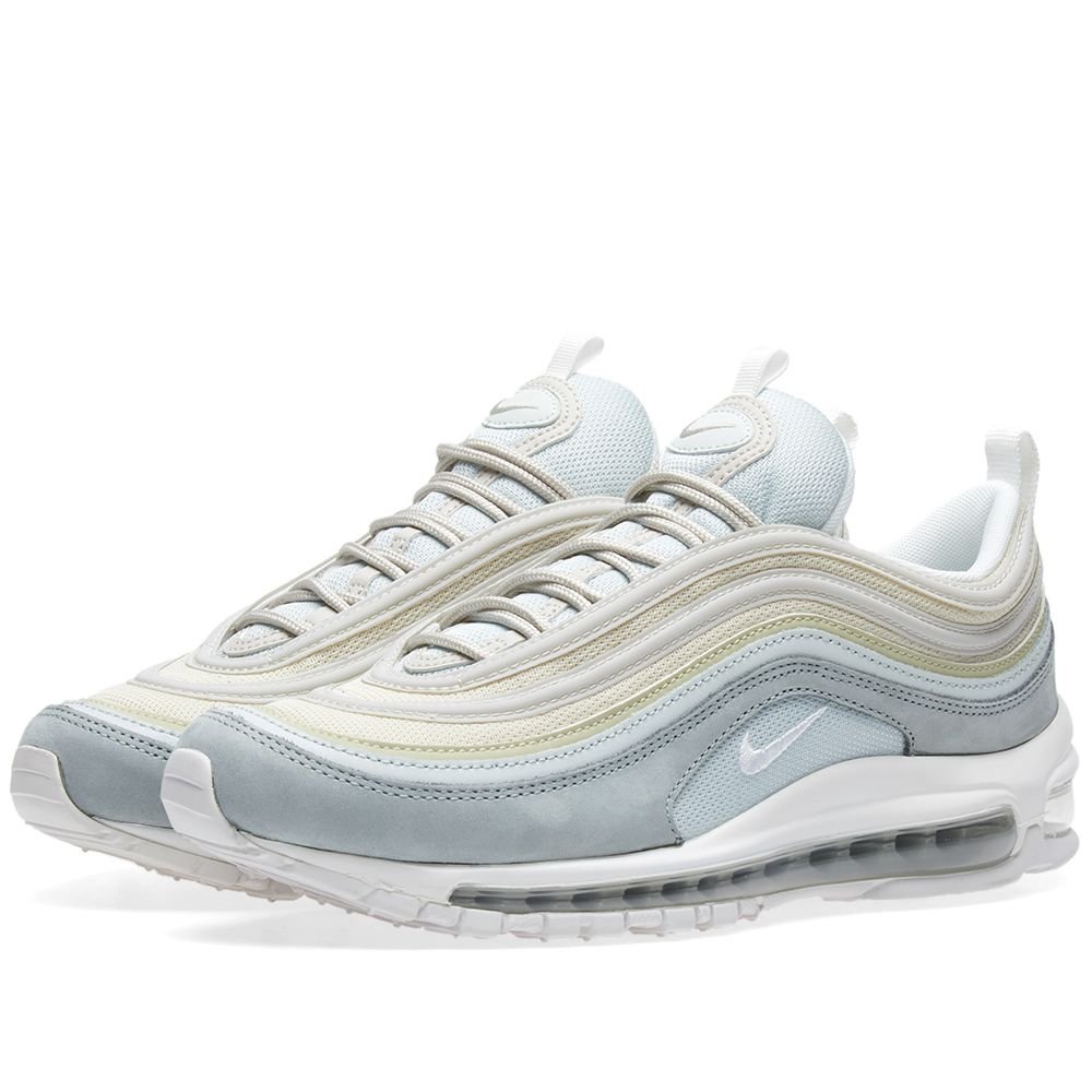 sports shoes c4792 7c78a Nike Air Max 97 Premium. Light Pumice   Summit White. CA 215. image