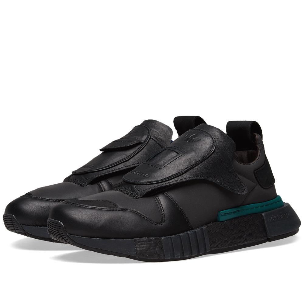 quality design fb483 1bbb2 Adidas Futurepacer Core Black, Carbon  White  END.