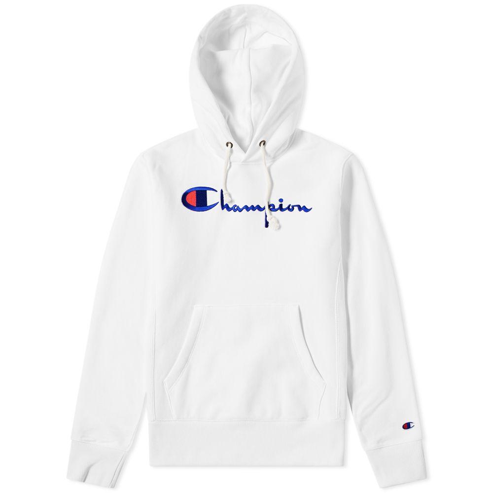 homeChampion Reverse Weave Women s Logo Script Hoody. image. image. image.  image. image. image. image. image ab2dde7ffb