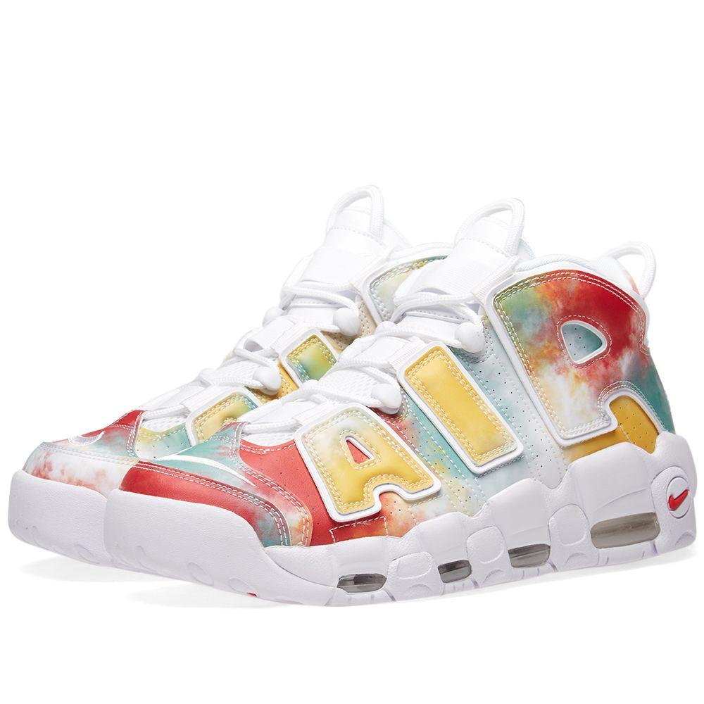e023e5c06916 Nike Air More Uptempo  96 London QS Amarillo