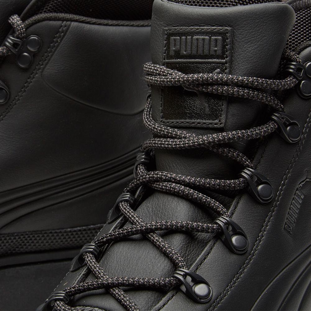 8f0895a6617 Puma The Ren Boot Puma Black