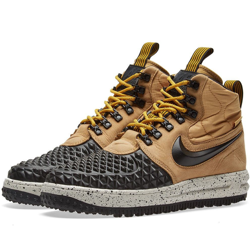 a63f6ba93256 Nike Lunar Force 1 Duckboot  17 Metallic Gold