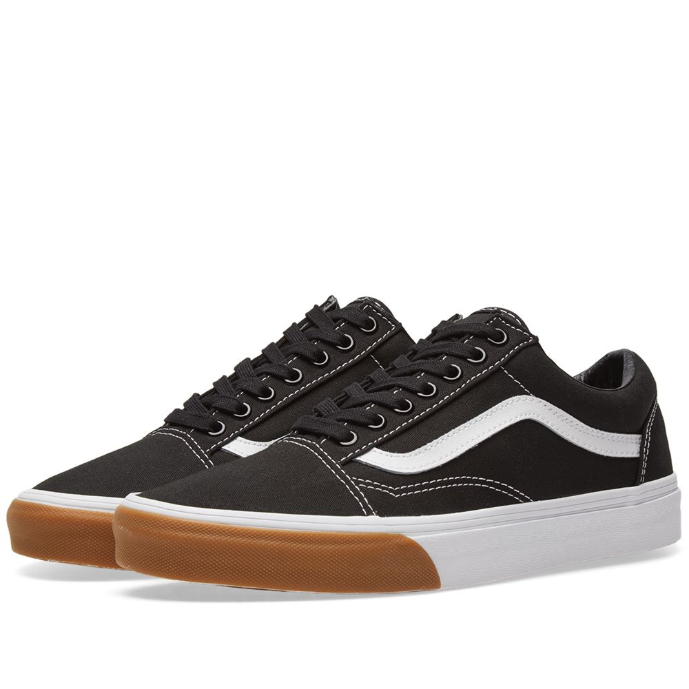 900c034df5 Vans Old Skool Black   True White