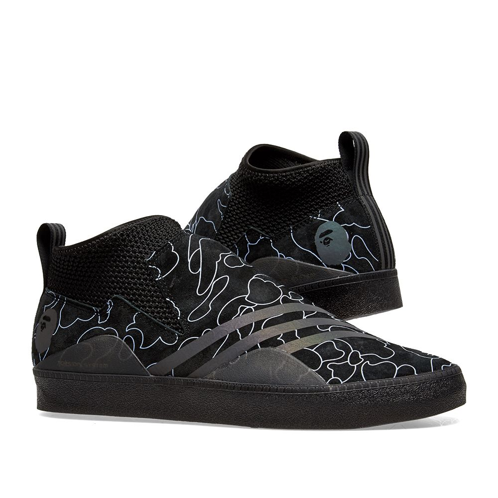 0c311050784 Adidas Consortium x Bape 3ST.002 Black