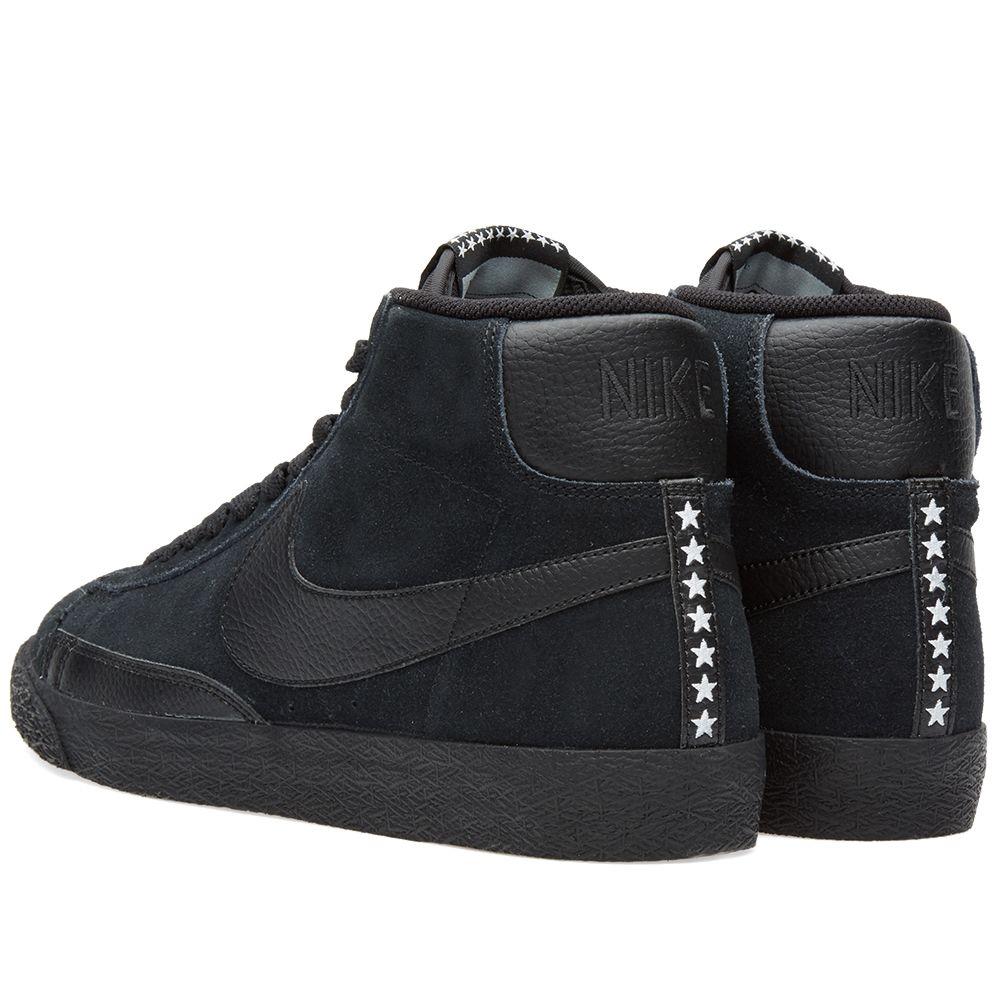 Nike Blazer Mid Premium Vintage. Black 97b862b61