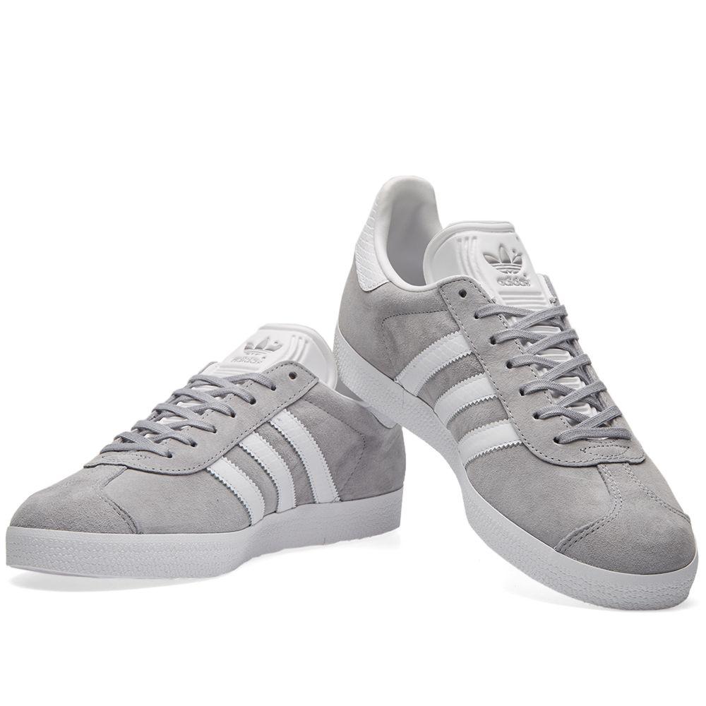 separation shoes dc346 538e6 Adidas Womens Gazelle W. Mid Grey. 95. image