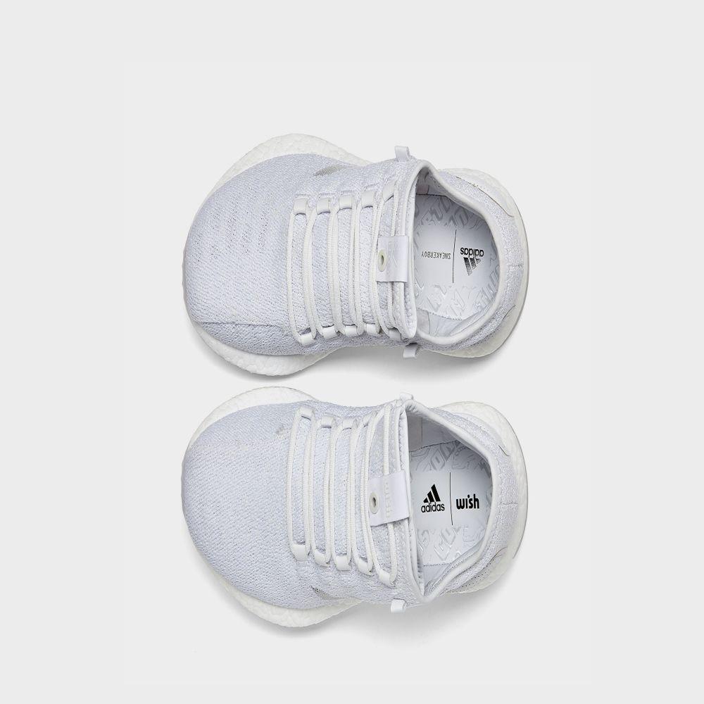 8a472ce18e264 Adidas x Sneaker Boy x Wish PureBoost White