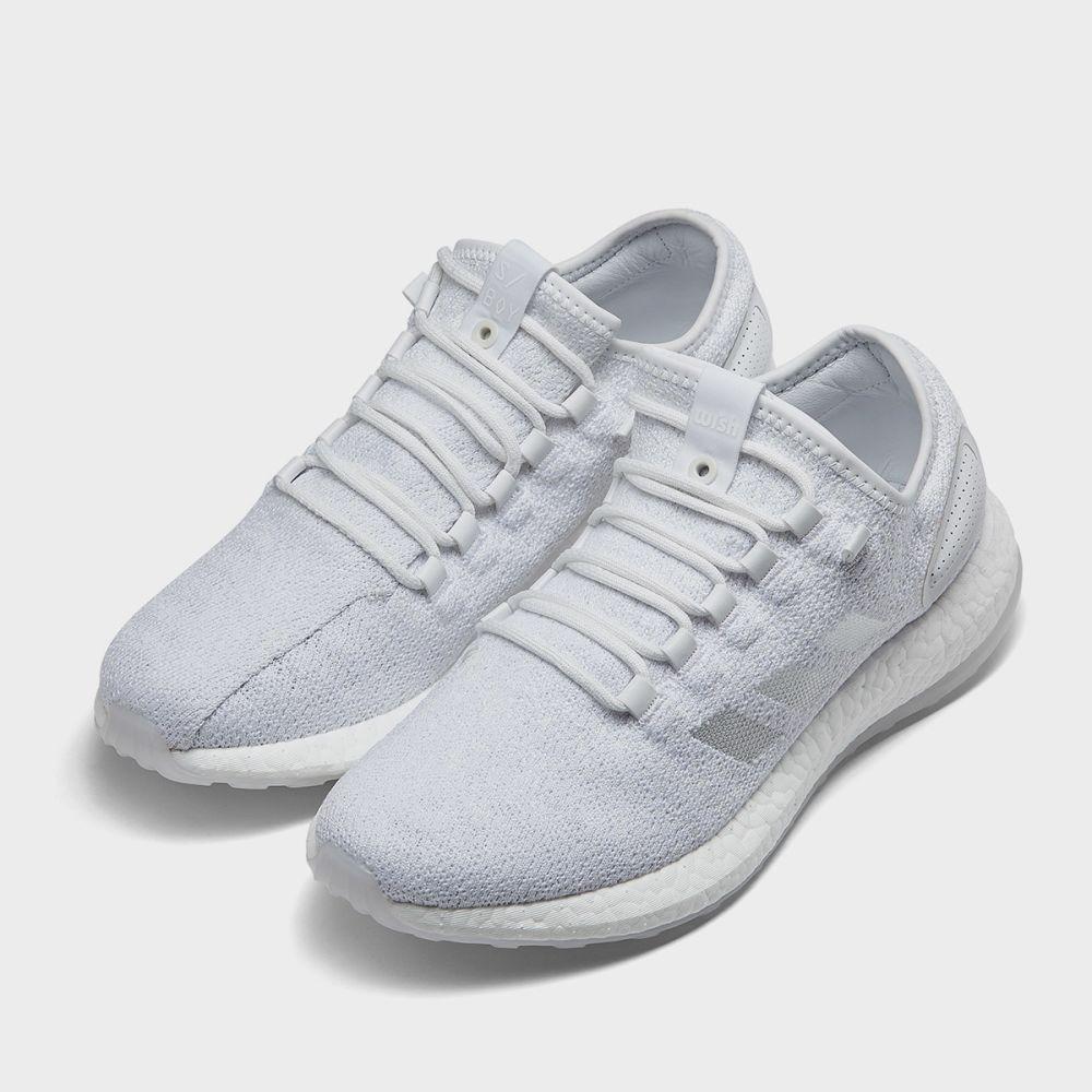 242d61f0a9660 Adidas x Sneaker Boy x Wish PureBoost White