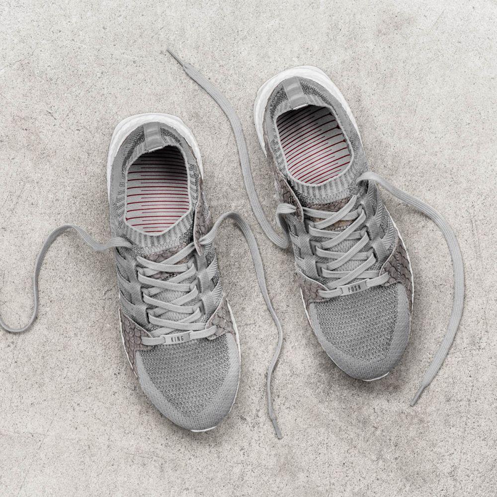sports shoes 9ed13 b5cd6 Adidas x Pusha T EQT Support Ultra PK King Push. Stone
