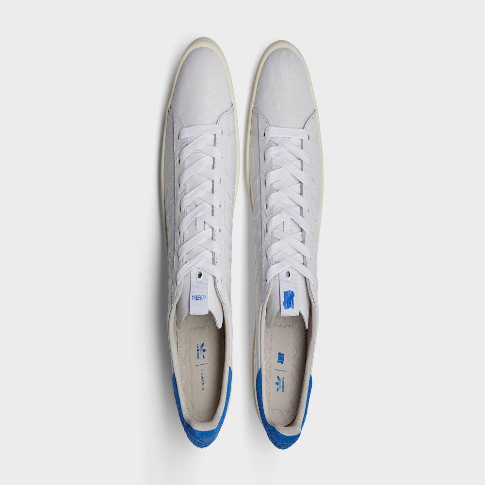 hot sale online 7b5bf 1d9de Adidas Consortium x Colette x UNDFTD Campus S.E. White  Blue