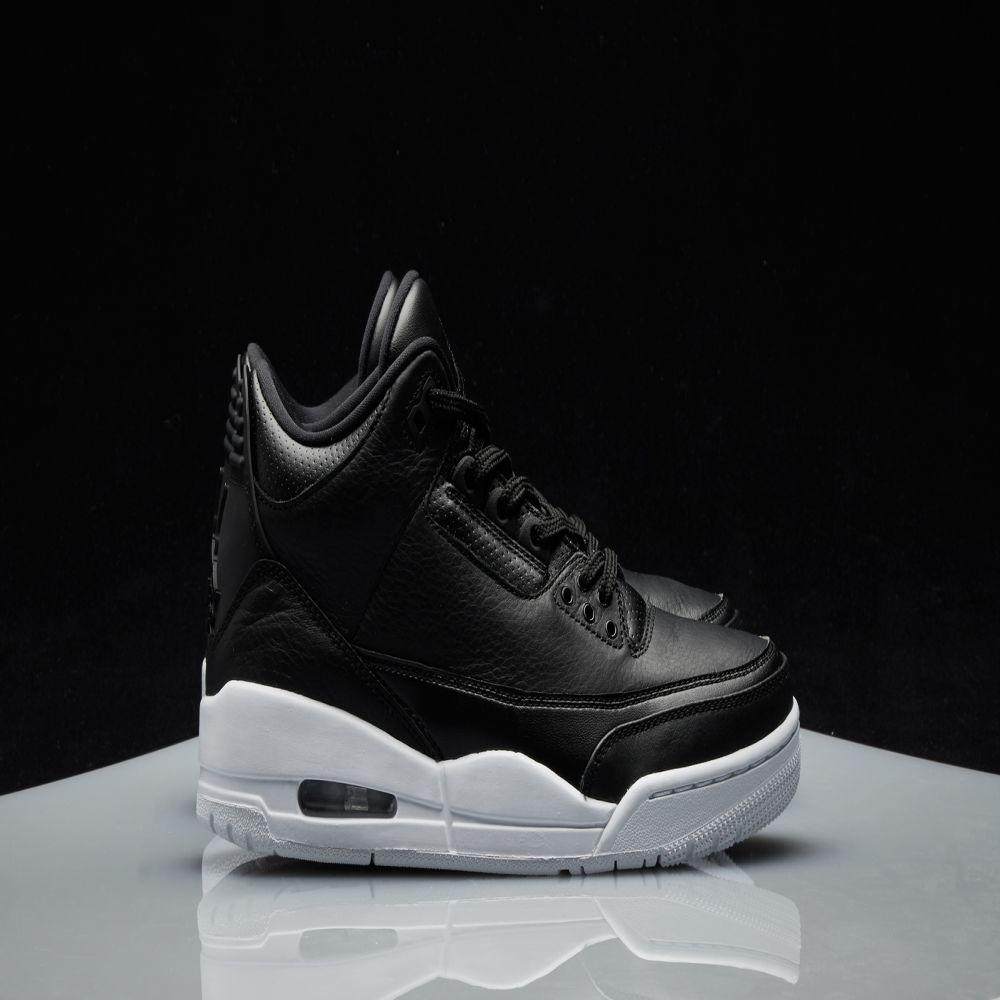 detailed look a95bd 6490e Nike Air Jordan 3 Retro Black  White  END.
