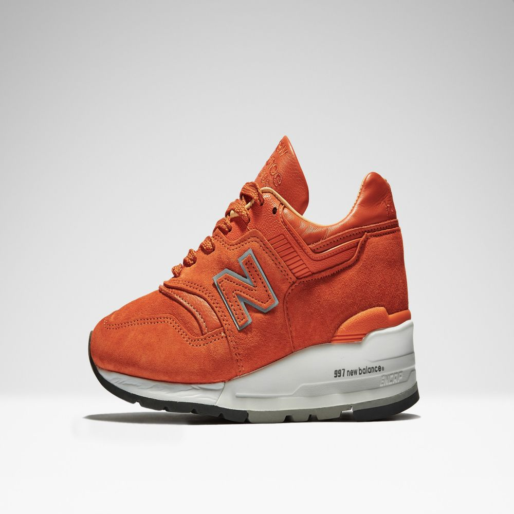 best authentic 57b6b 61c12 New Balance x Concepts M997TNY  Luxury Goods  Orange   END.