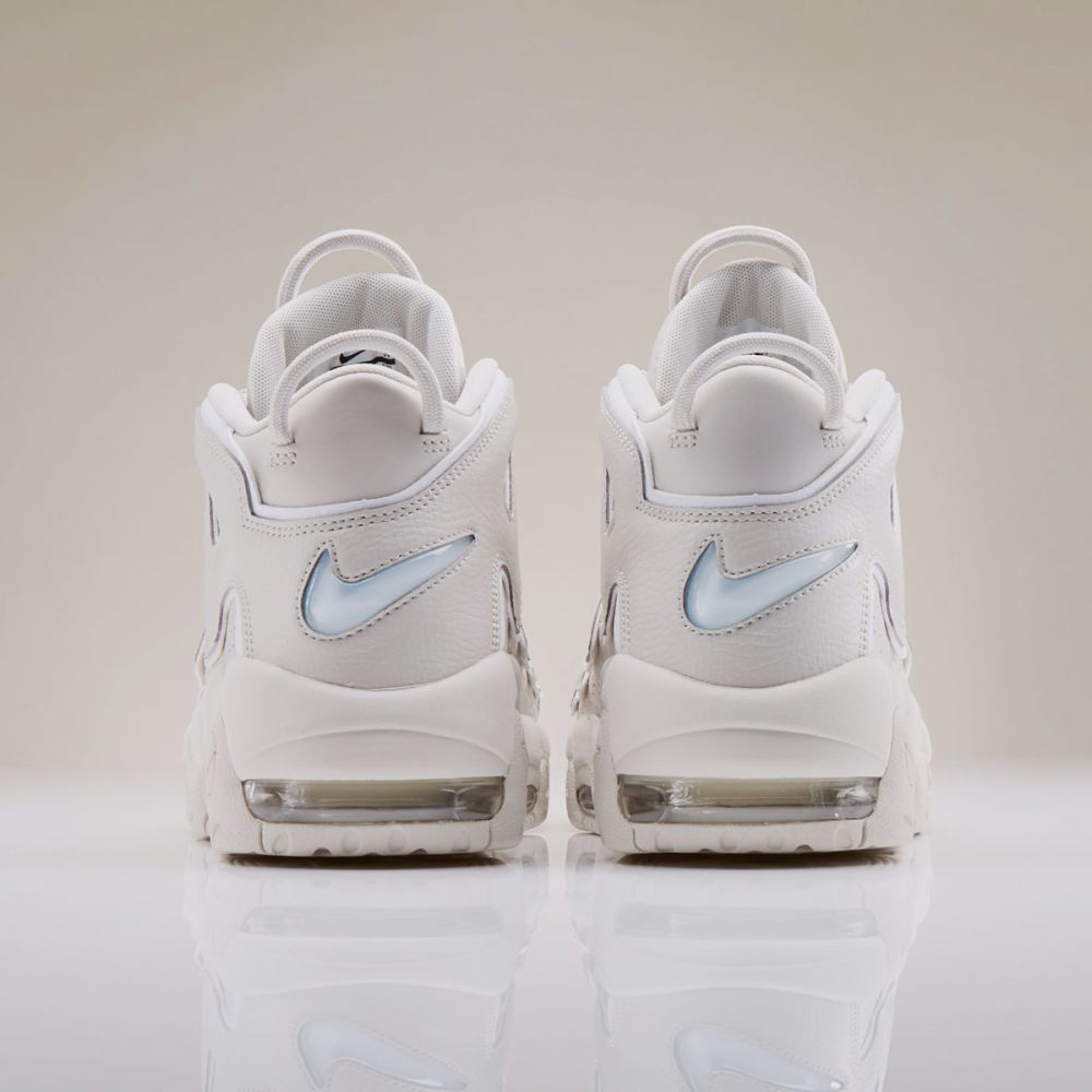 new styles 96ded 43632 Nike Air More Uptempo 96 Light Bone   White   END.