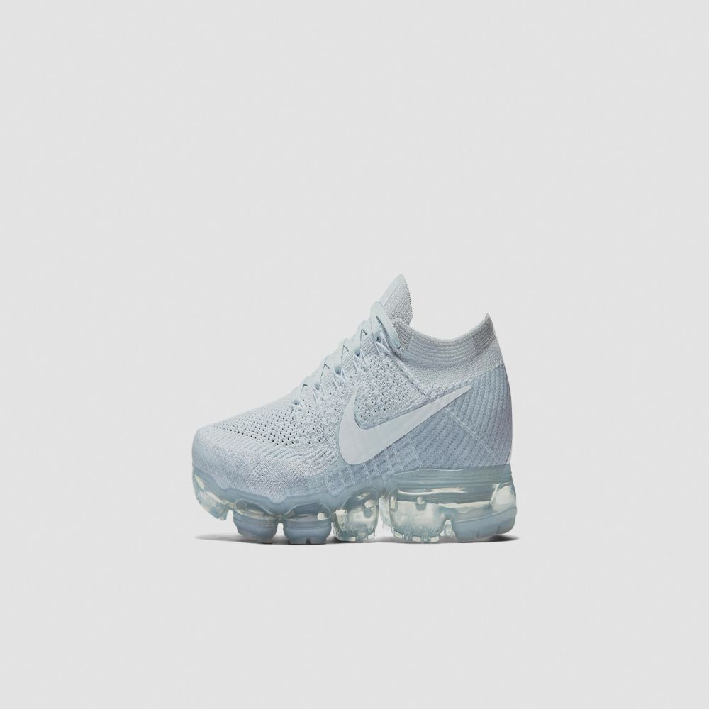91d1cb2fe Nike Air Vapormax Flyknit Pure Platinum   White