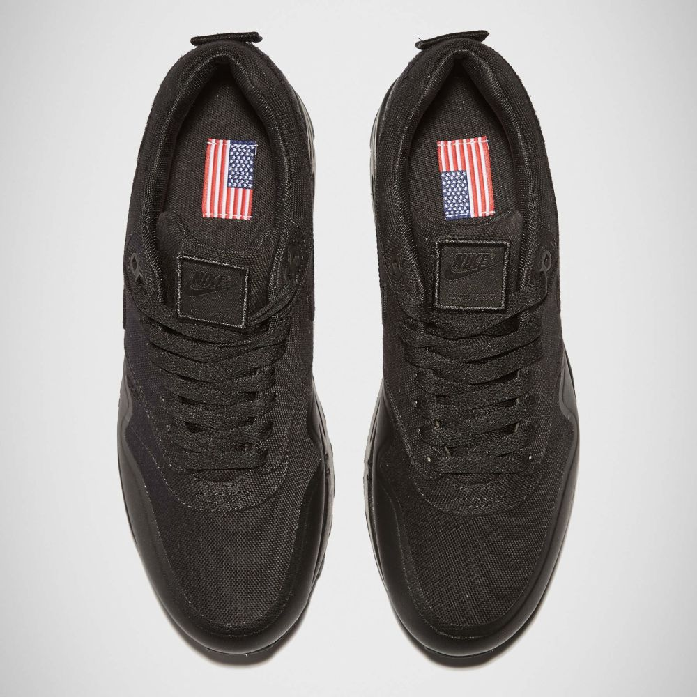 super popular 52871 111f8 Nike Air Max 1 V SP Patch Black  END.