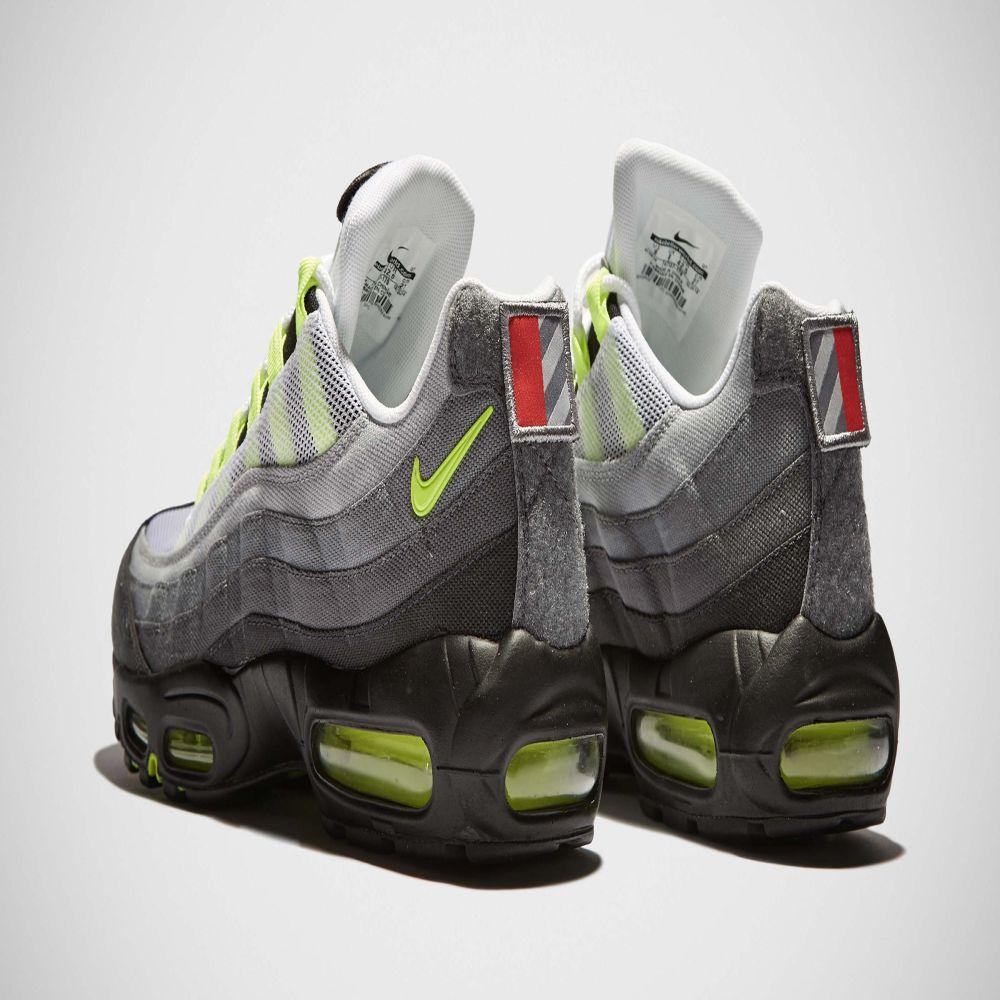 dfc095f554a48f Nike Air Max 95 V SP  Patch  White