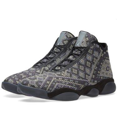 a89a834a8aee Nike Jordan Horizon Premium Black   Purple Steel