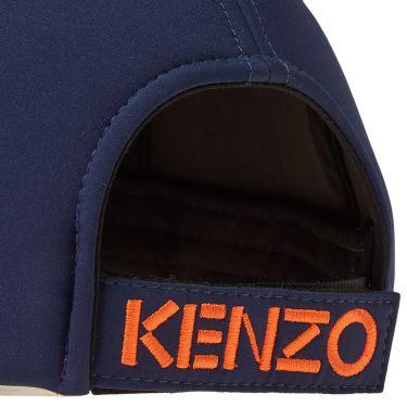 e9f82a131ff Kenzo Tiger Cap Navy   Orange