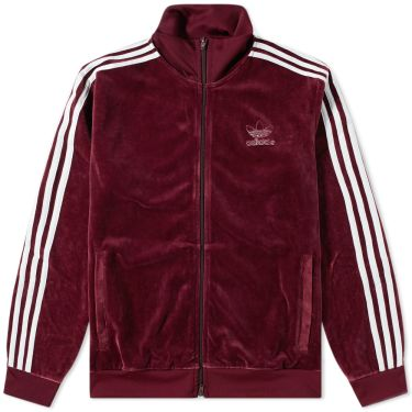 new concept 8af30 e9b58 homeAdidas Velour BB Track Top. image