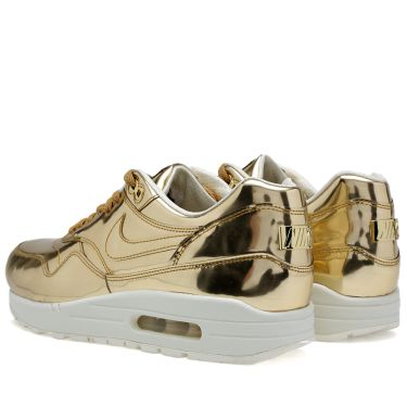 8a5f45645b Nike Air Max 1 SP 'Liquid Gold' Metallic Gold | END.