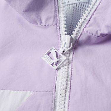 8cb9a75d0ab Puma x Diamond Supply Co. Wind Jacket Puma White