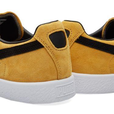 f1dbccfb3423 Puma Clyde Bright Gold   Black