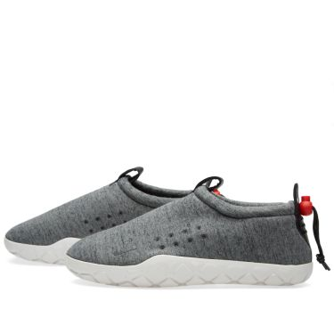 Nike Air Moc Tech Fleece Grey Heather   Black  40b65cb19c