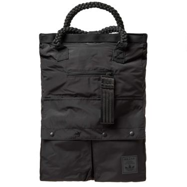 Adidas Roll Top Backpack Carbon   END. 504afd8983