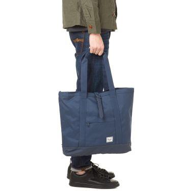 d934ac61b030 Herschel Supply Co. Market XL Bag Navy