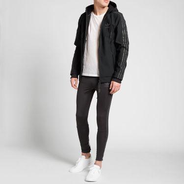 7bb70e5cbb1 Adidas XENO Hoody Black   Multi