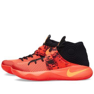 144154825e62 Nike Kyrie 2  Inferno  Bright Crimson   Atomic Orange