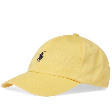 Polo Ralph Lauren Classic Baseball Cap Fall Yellow  e1732cdcece1