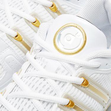 reputable site 26895 d33af Adidas A3 Twinstrike. White   Gold Metallic