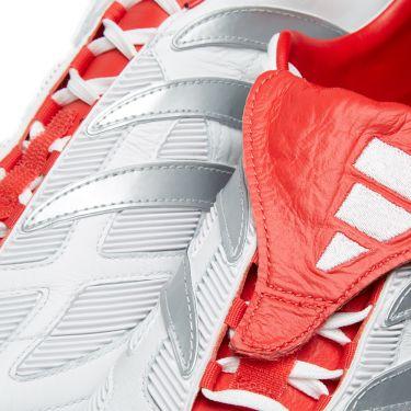 f0d320057162 Adidas Consortium Beckham x Zidane Predator Precision FG DB White ...