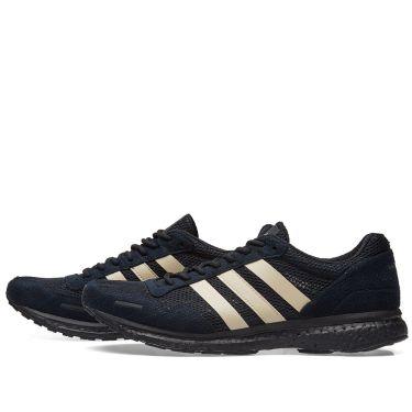 super popular 358bc bd5aa Adidas x Undefeated Adizero Adios 3
