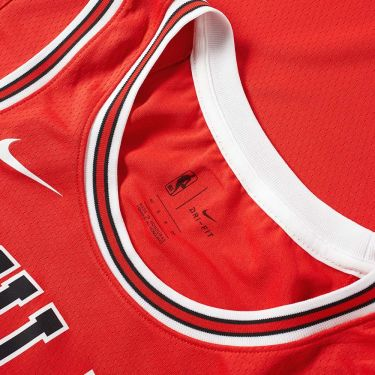 Nike Michael Jordan Chicago Bulls Swingman Jersey University Red  cefd08c0b