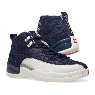 c6295ab1bb22 Air Jordan 12 Retro Premium Navy