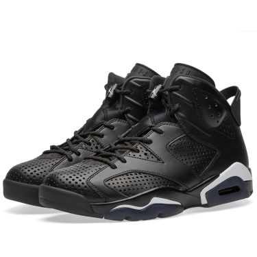Nike Air Jordan 6 Retro Black Cat  9b9566ca0edd
