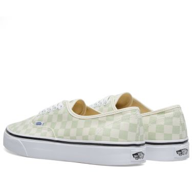 a216e35cf9b23f Vans Authentic Checkerboard Ambrosia   Classic White